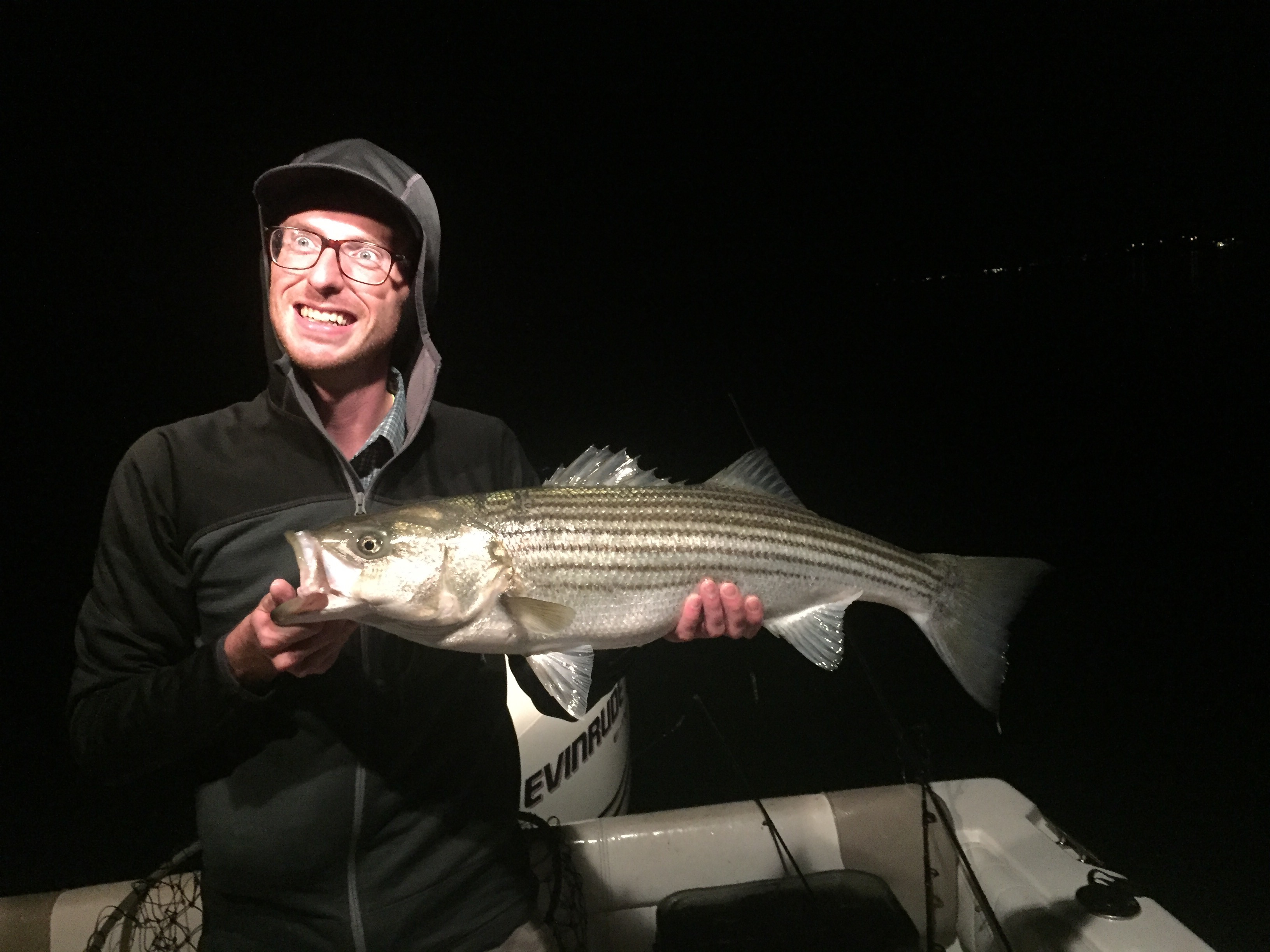 Boston harbor fishing report august 27 september 2nd for Boston harbor fishing report