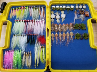 Sparse clousers and flats flies