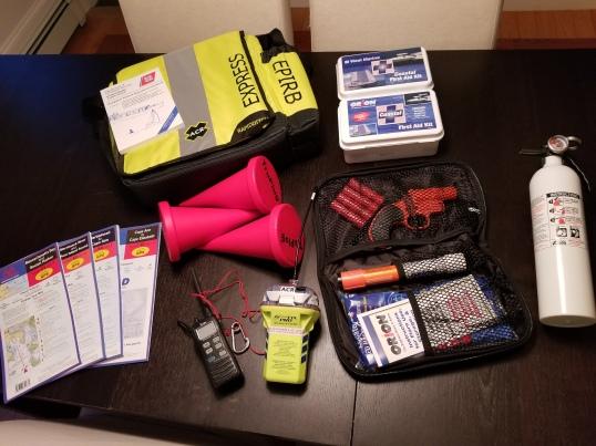 Safety equipment part 1