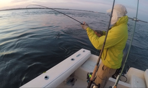 """Hookup up on the fly with a 26"""" schoolie"""
