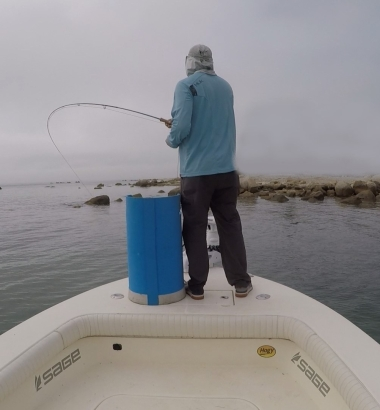 Hooked up on the fly Elizabeth Islands 2